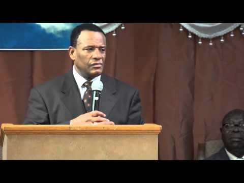 Pasteur Eden McGuffie - Les evidences de la pratique de la foi
