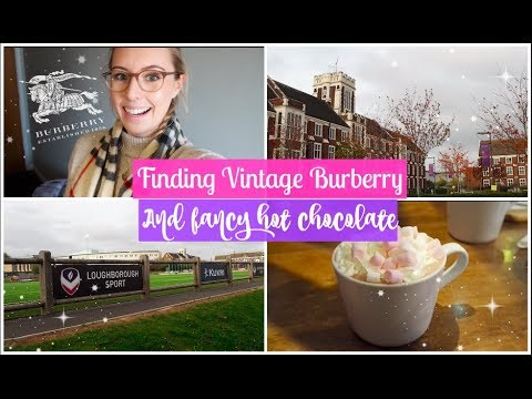 DAY IN THE LIFE @ LOUGHBOROUGH UNI | Second Year