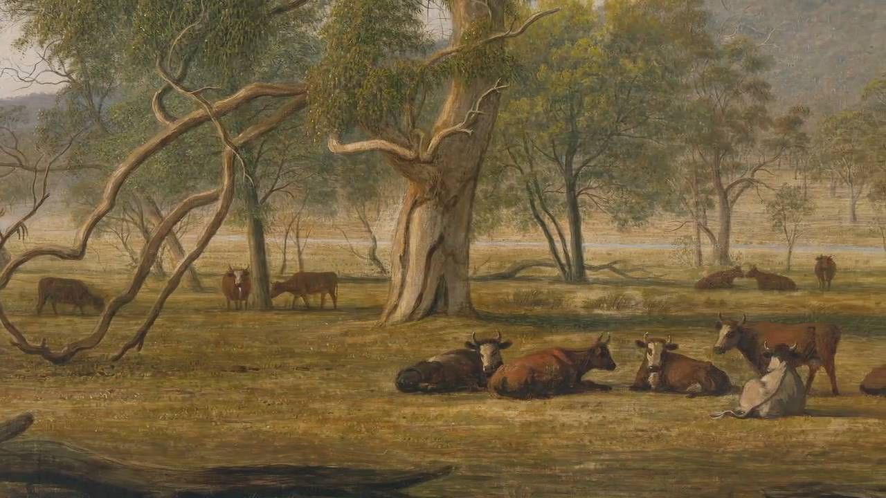 Victorian Watercolour Paintings For Sale