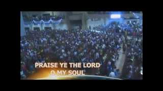 Winners Chapel Shiloh 2014 Praise (Part 1)