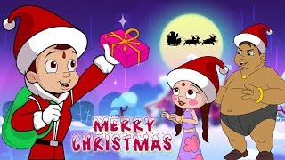 Chhota Bheem - Who's the Secret Santa? | Christmas Special Video | Hindi Cartoon for Kids