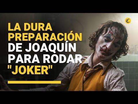"""""""Joker"""": Joaquín Phoenix Bajó Tanto De Peso Que Sintió Que Se Iba A Volver Loco"""