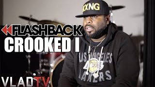 Crooked I Breaks Down Lord Jamar's Views on Whites in Hip Hop (Flashback)