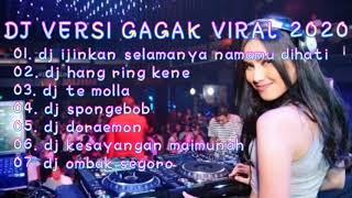 Download lagu Dj remix versi gagak !!! Full album viral 2020