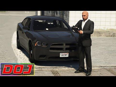 GTA 5 Roleplay - DOJ #90 - Tax Scam