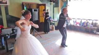 первый танец молодых, свадебный танец