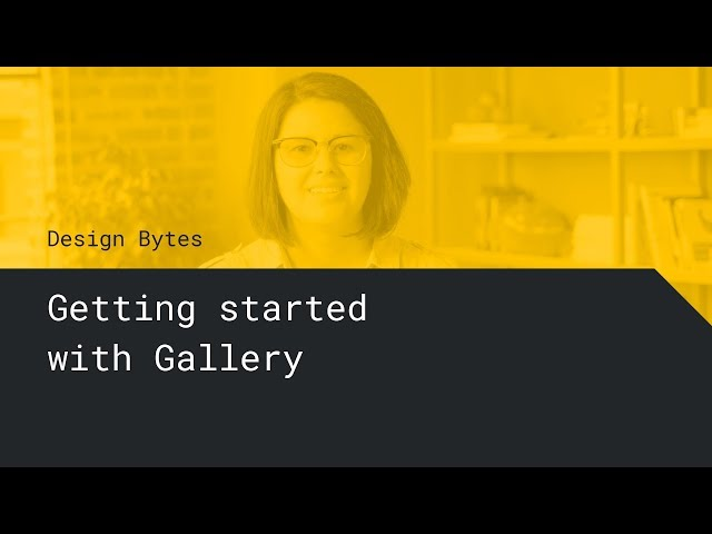 Galleryのイメージ