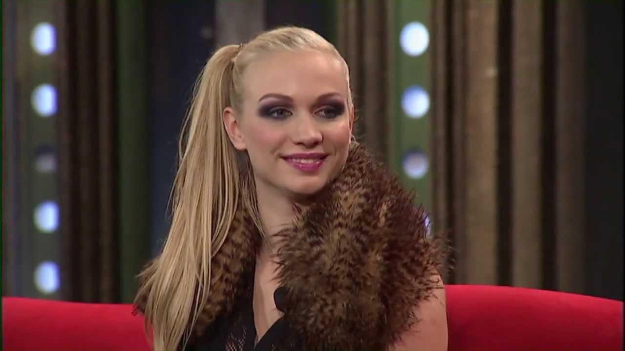 3. Nicky Tučková - Show Jana Krause 1. 11. 2013