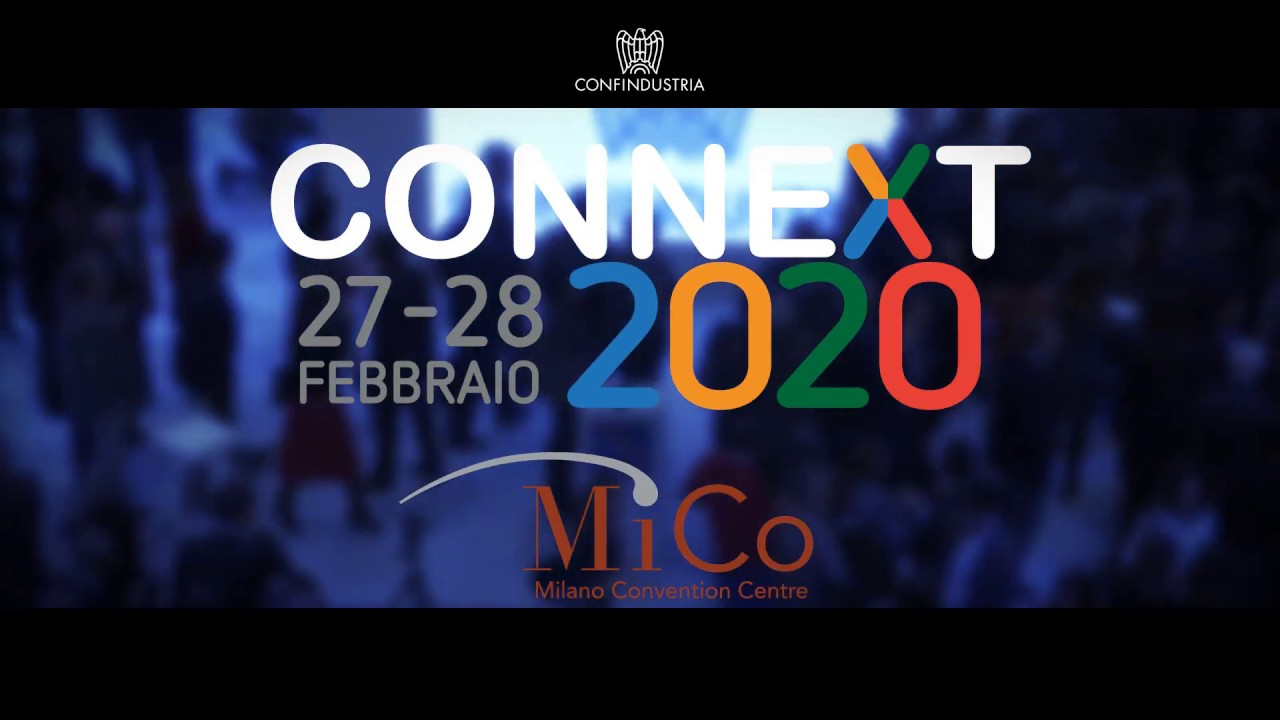 Connext 2020. We shall be there. Lets meet and talk. 27 - 28 February 2020.See you in Milan,Italy.