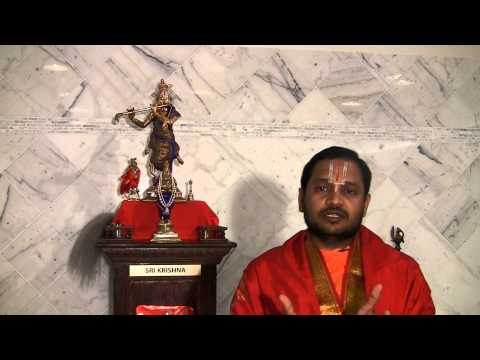 NWA Hindu Temple 1st Anniversary - Message from Priestji thumbnail