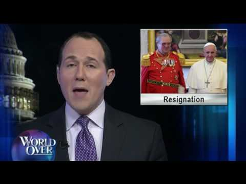 The Knights of Malta VS The Vatican Pope New World Order War - WARN YOUR VICTIMS