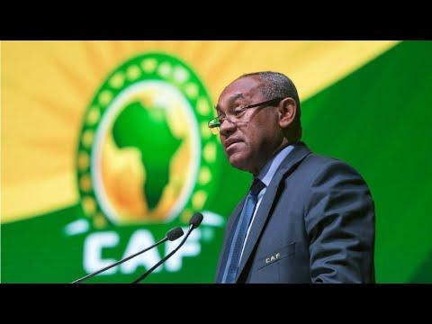 السلطات الفرنسية تستجوب رئيس الاتحاد الأفريقي لكرة القدم على خلفية شبهات فساد  - 10:54-2019 / 6 / 7