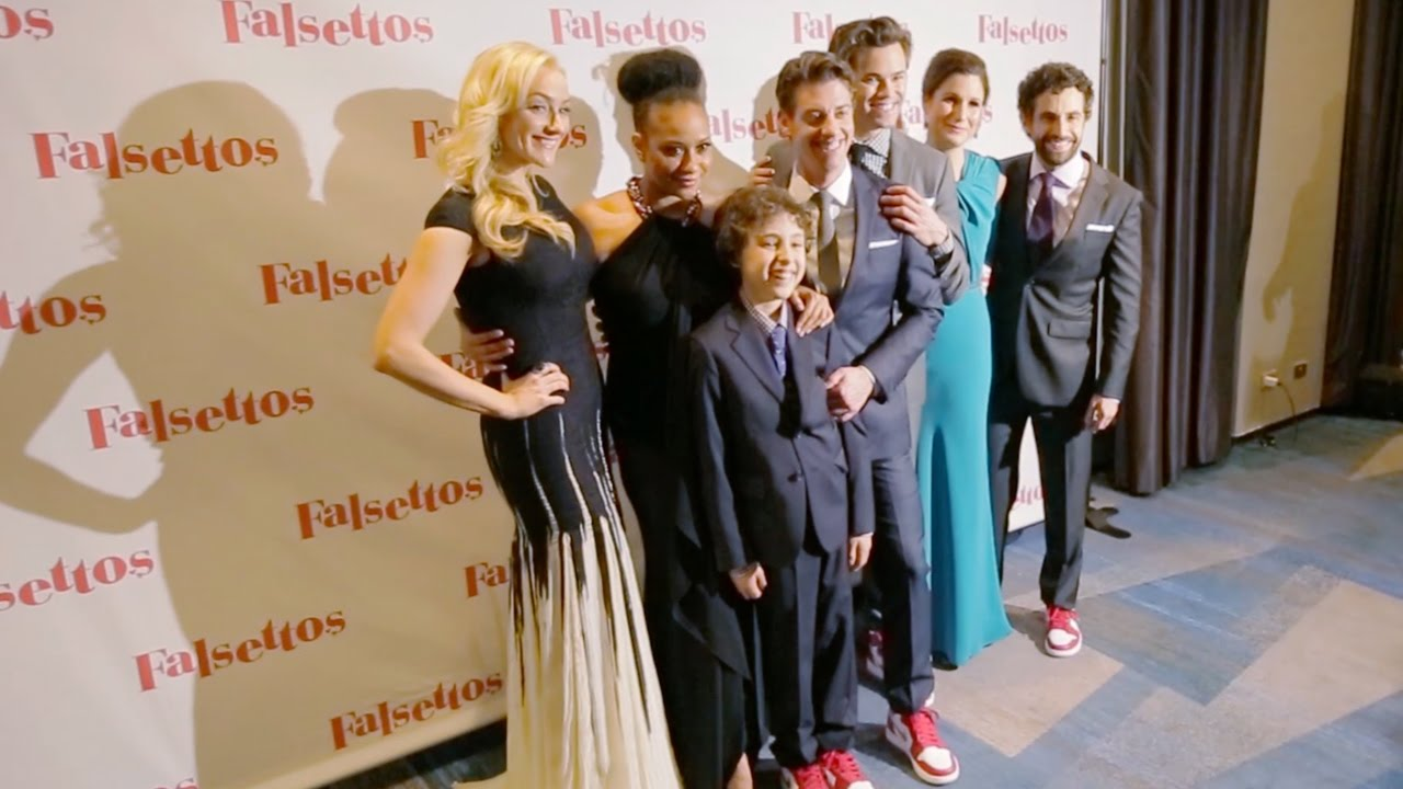 Opening Night of FALSETTOS