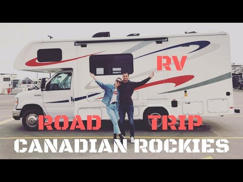 RV Road Trip Canadian Rockies | Day 1