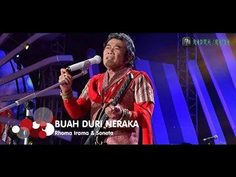 RHOMA IRAMA & SONETA GROUP - BUAH DURI NERAKA (LIVE IN KARAWANG)