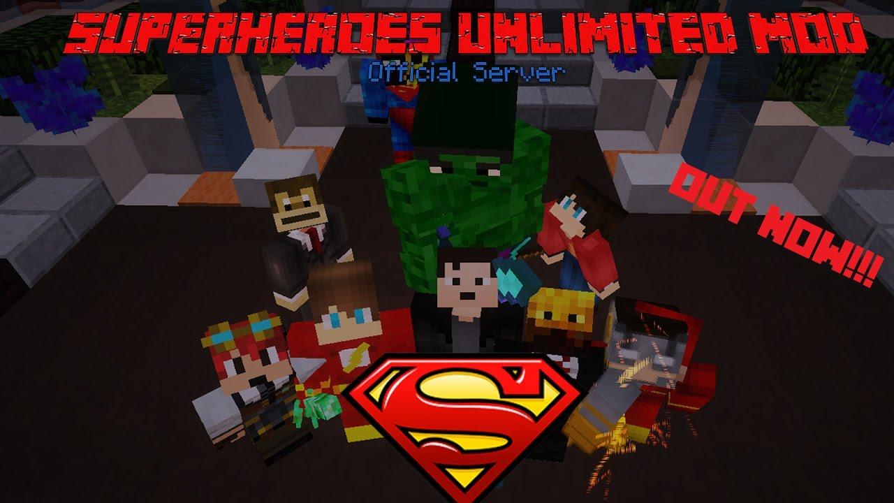 Superheroes unlimited 6. 0 (marvel update) promo #3 (legends mod.