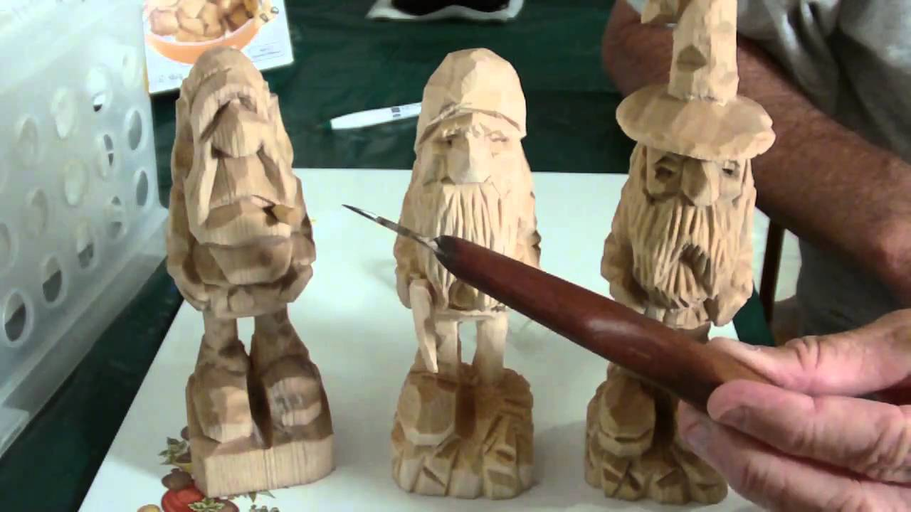 Carving The Allen Goodman Roughout Conclusion Youtube