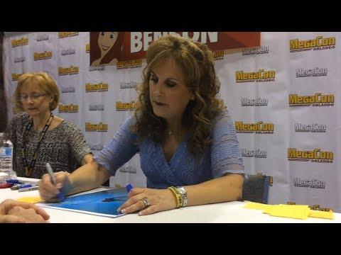 Meeting Jodi Benson (The Little Mermaid)