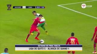 Campaña De Liga Deportiva Universitaria - Campeón De Copa Ecuador