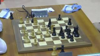 Чемпионат мира по быстрым шахматам 2014. Тур 5. Сергей Шипов