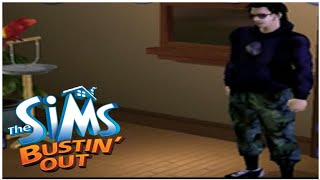 The Sims Bustin' Out Playstation 2 Walkthrough Part 16 - We got a Baby!?!