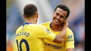 Huddersfield vs Chelsea 0-3  Goals & Highlights  | Premier League 2018/19 Week 1