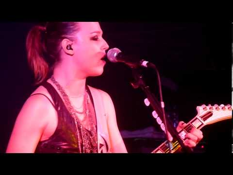 Halestorm - Innocence (Live in Cardiff, Mar \'13) - YouTube