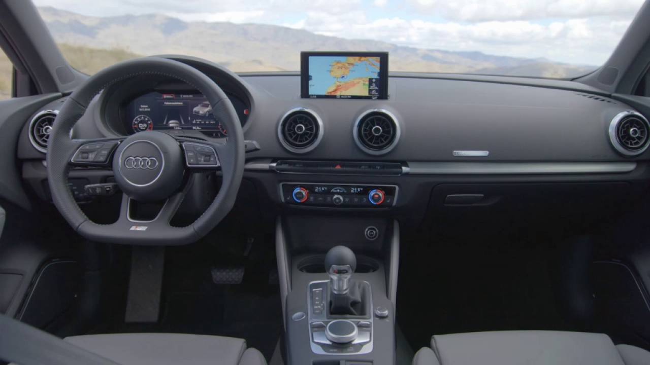 Audi A3 Interieur Of Audi A3 Sportback Int Rieur Youtube