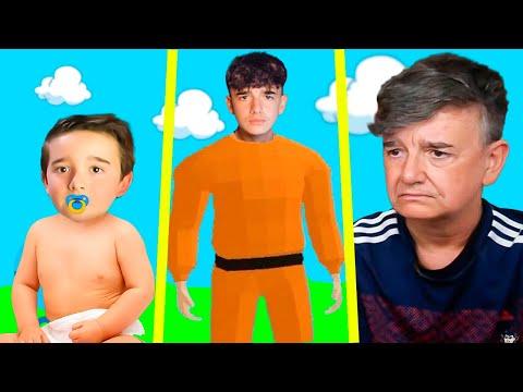 ¿COMO CRECER TAN RAPIDO COMO MI PRIMO? (Life Simulator) - ElChurches