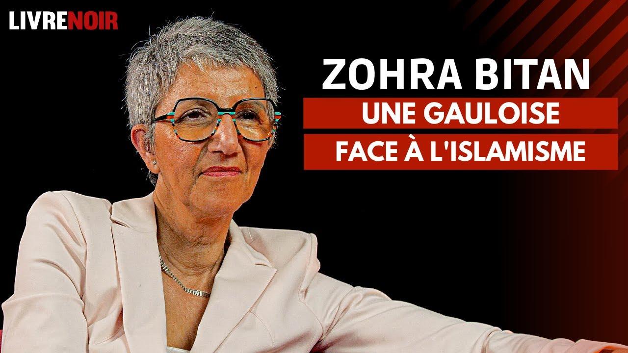 Zohra Bitan : une gauloise face à l'islamisme - YouTube