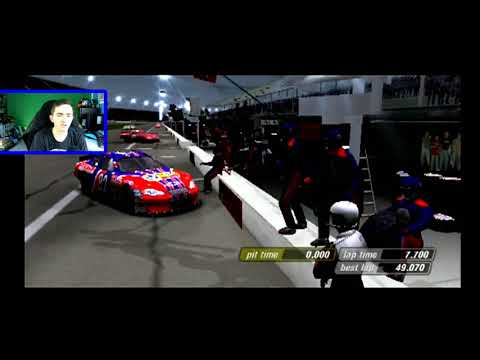 S3 Bud Shootout | NASCAR Thunder 2004 [PS2] Career Mode [Season 3]