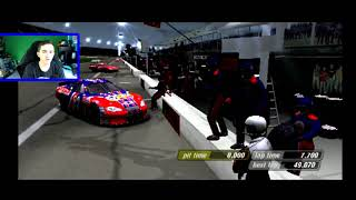 S3 Bud Shootout | NASCAR Thunder 2004 [PS2] Career Mode [Season 3]