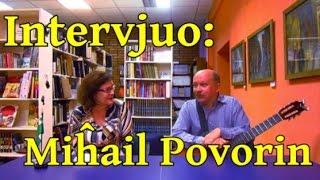 Интервью: Михаил Поворин (Москва)