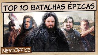 Top 10 Batalhas Épicas