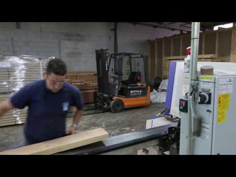 Naissance d'une brique (HD 1080p)  - Brikawood International