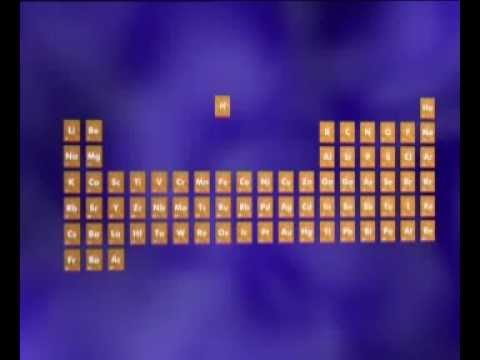 Gcse science revision the periodic table of the elements youtube gcse science revision the periodic table of the elements urtaz Images