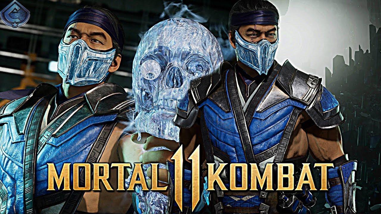 Mortal Kombat 11 Online Awesome High Damage Sub Zero Combos
