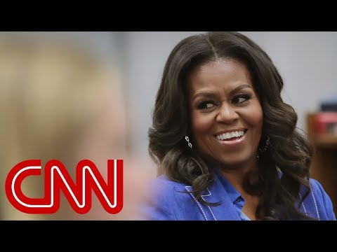 Michelle Obama says Melania Trump turned down her offer of help Mp3