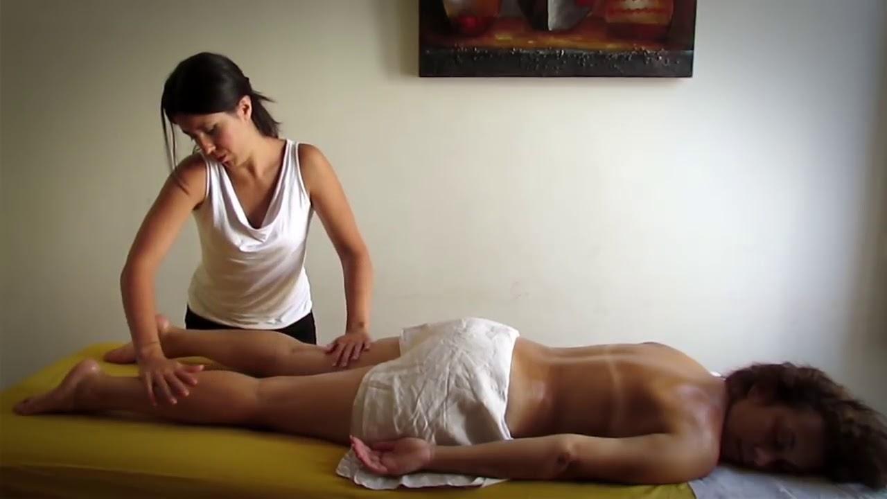 Расслабление секс массаж видео мне