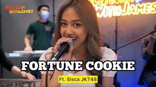 Fortune Cookie yang Mencinta (JKT48) KERONCONG - Sisca ft. Fivein #LetsJamWithJames