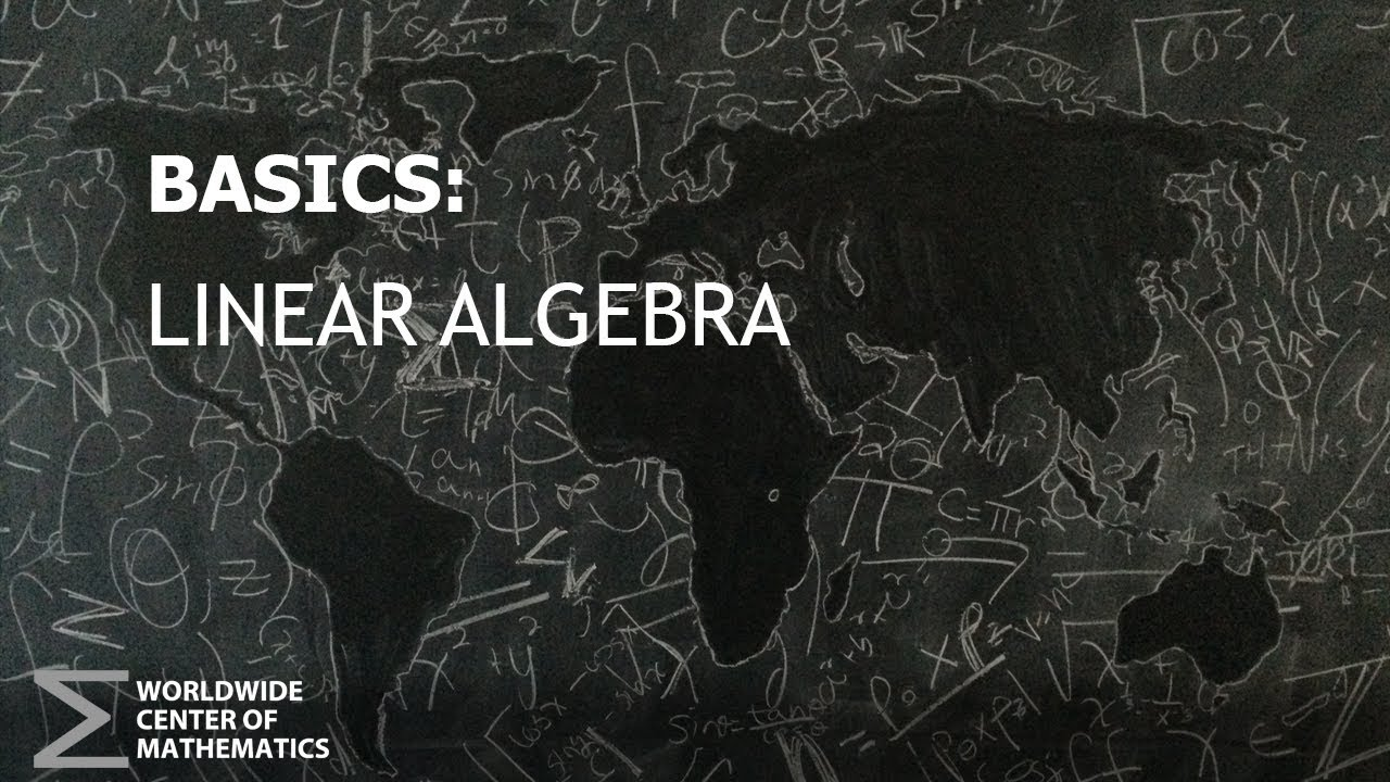 Linear Algebra: Systems of Linear Equations