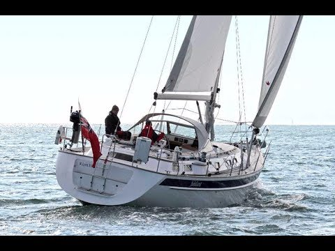 [OFF THE MARKET] Hallberg Rassy 43 MKII (JUBILANT) - Yacht for Sale - Berthon International