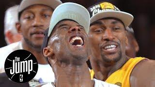 Lakers will retire both Kobe Bryant