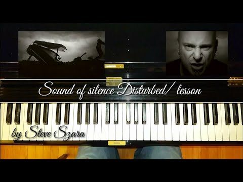 DISTURBED Sound of Silence+Lesson - YouTube