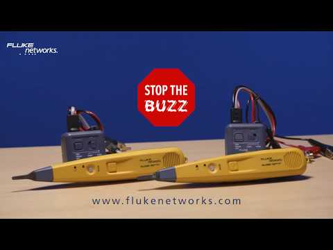 New Fluke Networks Pro3000F™ Filtered Probe Provides Clear and Precise Tracing of Communication Cabling