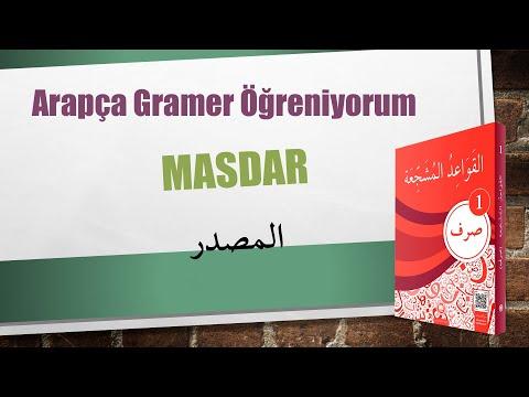 Pratik Arapça Zamir ve Çeşitleri