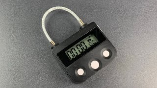 [876] Electronic Ballot Box Time Lock Defeated