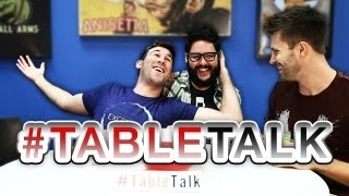 Heroes & Villains and The Grand Finale on TableTalk!