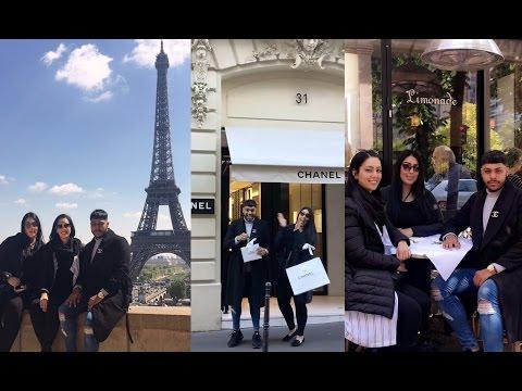 TRAVEL VLOG | PARIS | keepingupwithmona