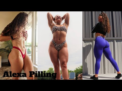 Alexa Pilling Fitness Motivation | Sexy Fitness